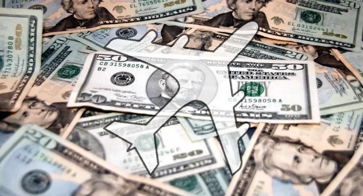 dólar viajes
