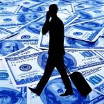 Los argentinos gastan cada vez más dólares cuando viajan al exterior