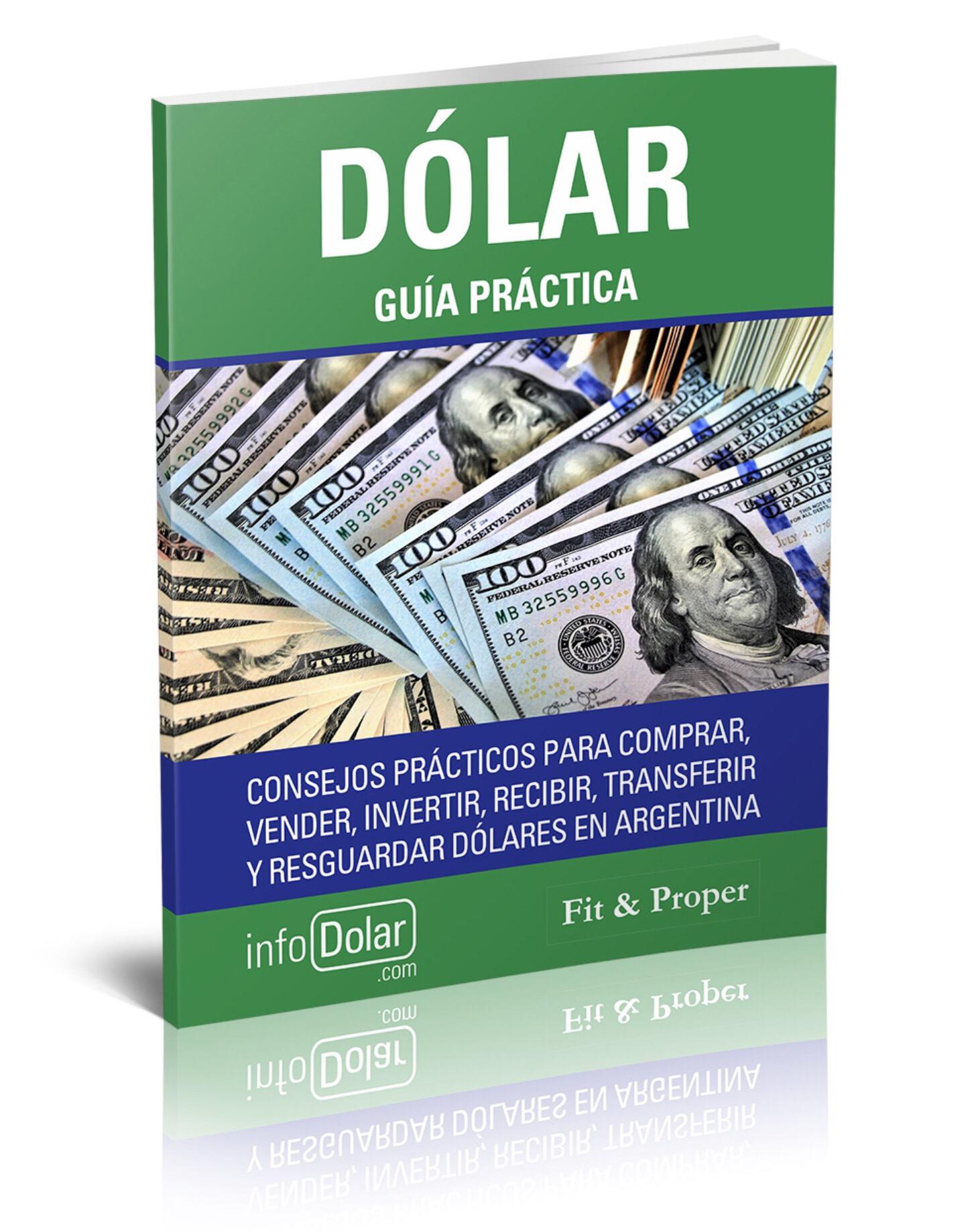 E-book DÓLAR guía práctica del dólar en Argentina