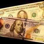 dólares viejos versus nuevos