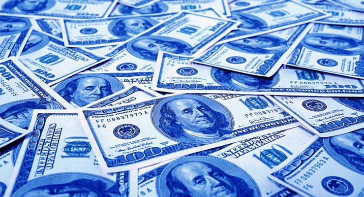 Dólares Blue