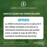 ANSES comunicó que entregará acceso bases de datos a los bancos