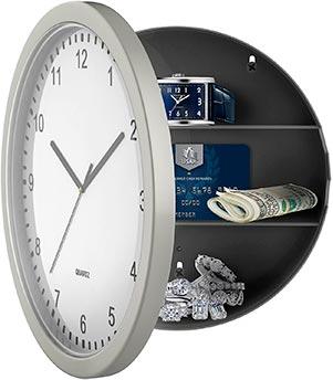 Caja fuerte reloj simulado